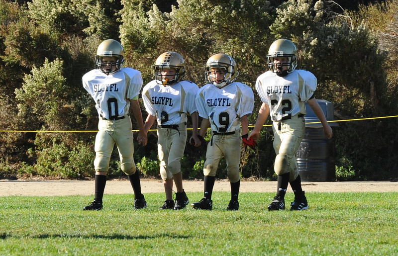 Team Captains: Alex Hasley, Davis Paul, Max Lober, Thomas Phelan (photo by Tina Creel)