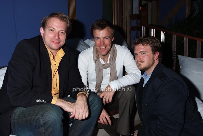 Ben Widdicomb, Mark Ellwood, Dan Tantilli photo by Rob Rich © 2008 robwayne1@aol.com 516-676-3939