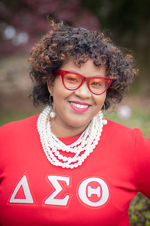 Gladys Bourne -Delta Sigma Theta -Baltimore Alumnae Chapter