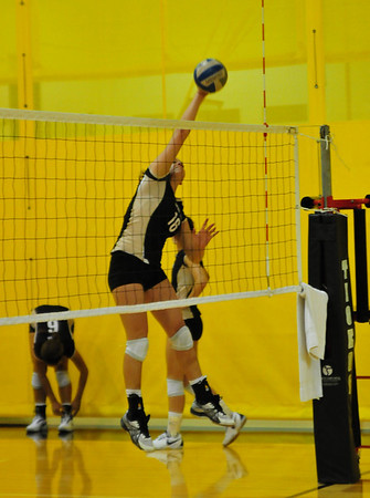 DePauw Volleyball vs St. Joe