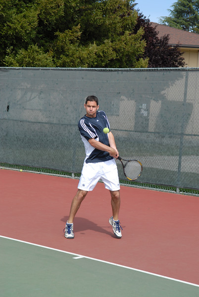 2007 - Menlo Boys Tennis - Senior - Elliott