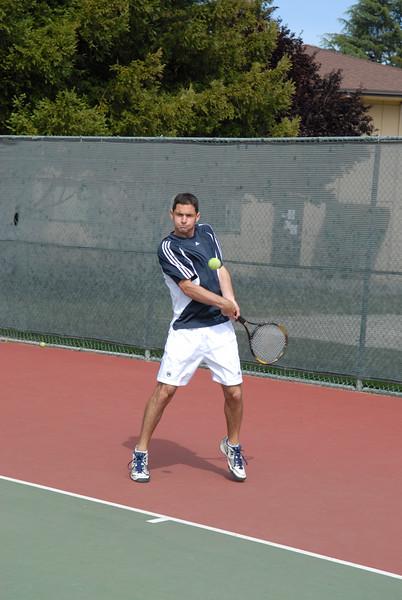 2007 - Menlo Boys Tennis - Senior - Elliott