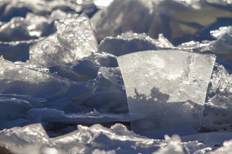 Missouri River Ice
