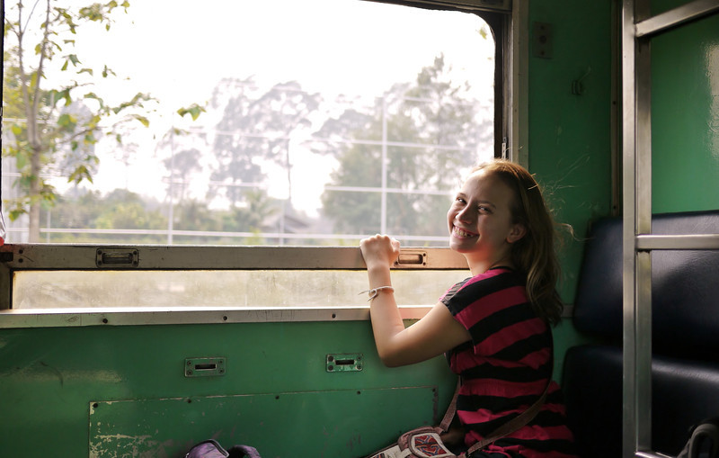 On my First Train Ride From Chaing Mai To Bangkok.JPG