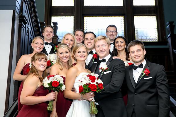 Snow - Wedding Party