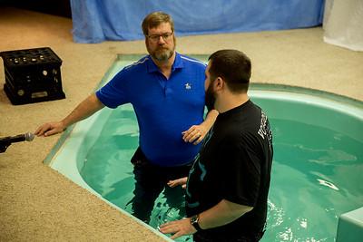 Baptism Service March 2019