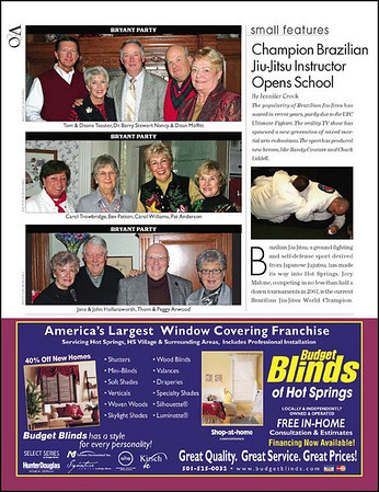 Hot Springs Life & Home Magazine Feature
