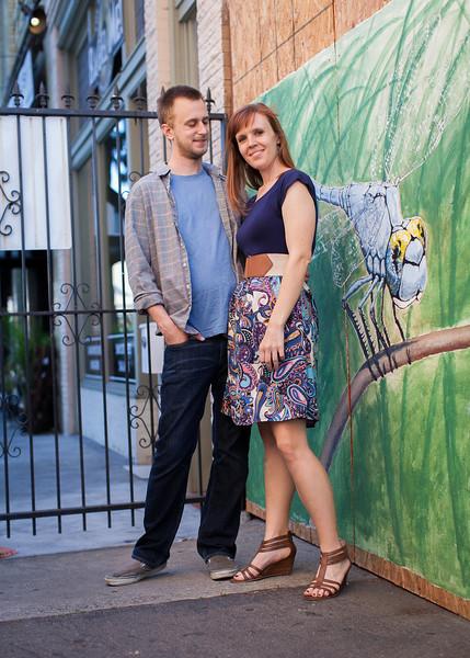 Katie & Will E-Shoot