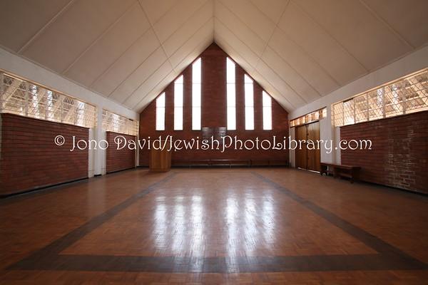 ZIMBABWE, Harare. Warren Hills Jewish Cemetery (8.2012)