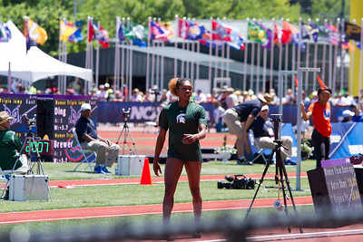 Women's Finals Photo Highlights - 2015 NCAA D1 T&F Championships