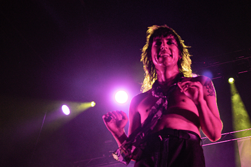 The Struts at The Main Street Armory in Rochester NY 10/15/21