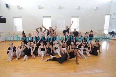 Dance Department Seniors  2015