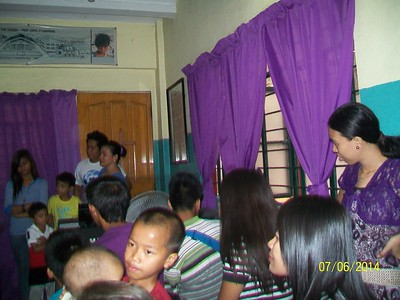 Bro. Micheal's Children Dedication /Sunday Service