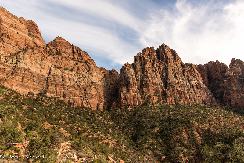 The Watchman Trail