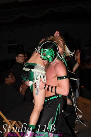 IWC 090124 - Sami Callihan & Daffney vs Delirious & Daizee Haze