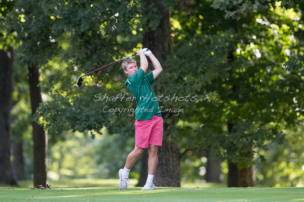 Georgetown Day School Golf vs Maret and SFS