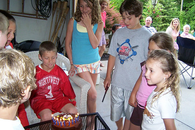2007 - Logan's 9th Birthday