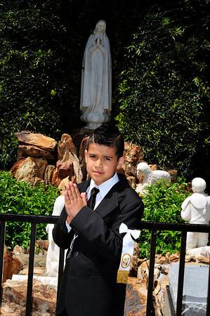 Sacred Heart 1st Communion April 25,2010