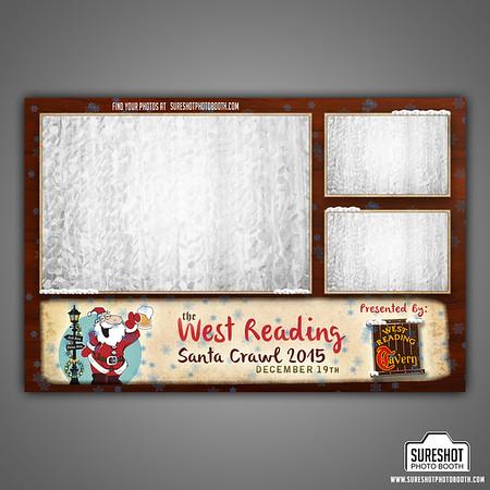 12.19.2015 West Reading Santa Bar Crawl