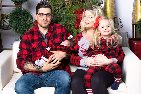Miller Christmas Mini Session 2018
