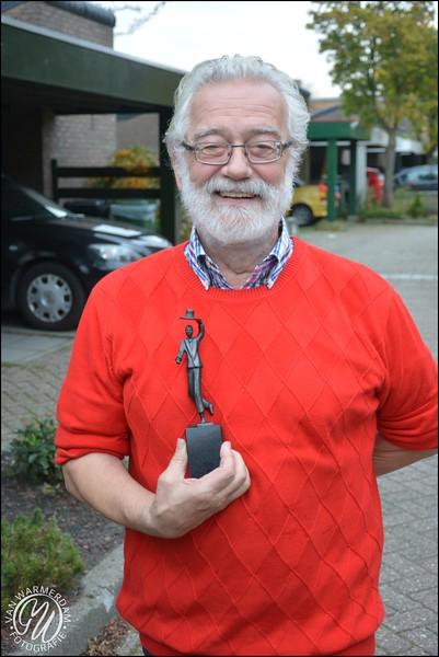 Chapeau voor Henk Welner