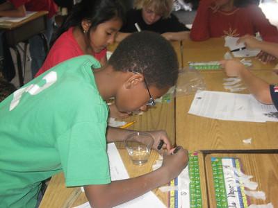 FY09 E-Week Outreach - L R Green Elementary