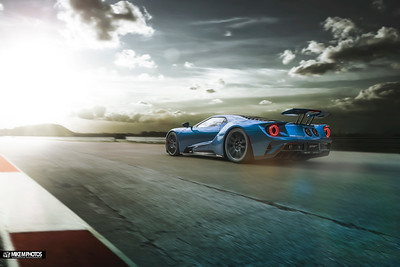 Speed Shield 2018 Ford GT