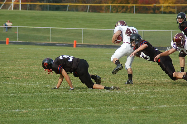 Football vs Haverford