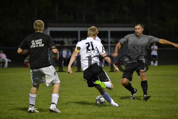 Lakeland Soccer vs. Alumni