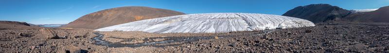 Twin Glacier to Alexandra Fiord