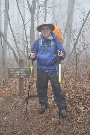 Muddy's Appalachian Trail Adventure