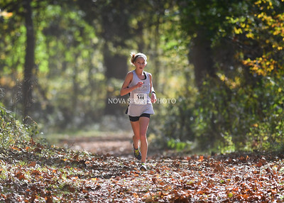 Cross Country: 2016 Conference 22 Championships 10.26.16