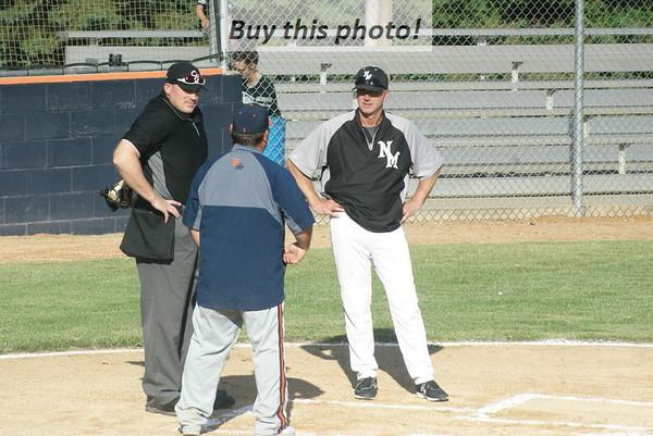 Elrosa baseball vs. New Munich 06-19