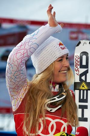 FIS World Cup - St. Moritz, Switzerland - Jan. 27-29, 2012
