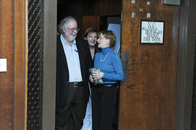 12/3/2011, Washington, NJ: Congratulations Party for Denise Maguire.