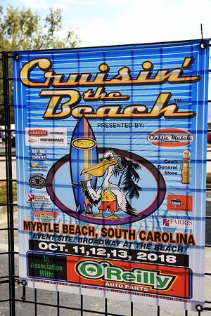 Myrtle Beach Car Show Oct 12 2017