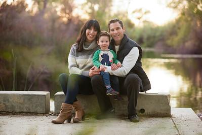 Wolfman Family Portraits