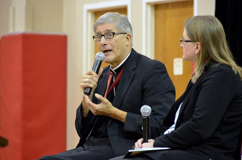 Bishop Joseph Kopacz talks about the Church in Mississippi