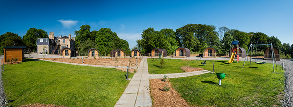 Weedingshall House and Lodges