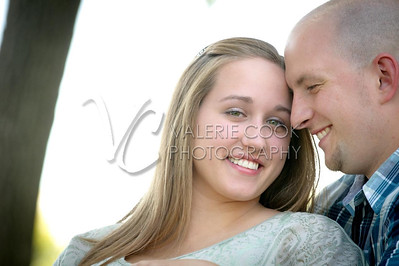 Katie & Colton - 8.21.2012 Nelson Park