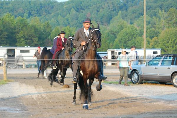 2009 World Racking Horse Show