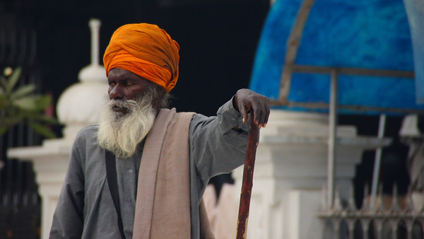 India II (Distinct Faces)
