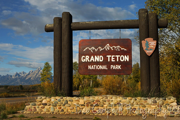 Grand Teton National Park~2013
