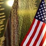 The Wall - Vietnam War Memorial :