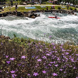 ICF Canoe Kayak Slalom World Cup Pau 2012
