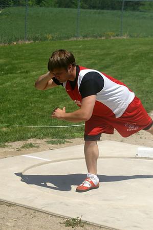 Coed Track - 2006-2007 - 5/18/2007 Regionals @ Cedar Springs DW