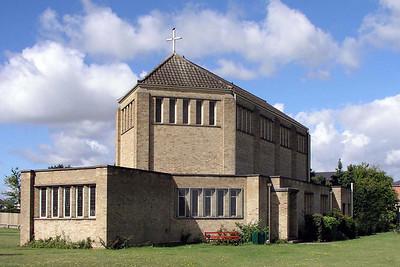 St Mary, Church of England, Bayswater Road, Barton, Headington, Oxford, OX3 9EY