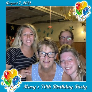 Mary's 70h Birthday Party_August 7, 2021