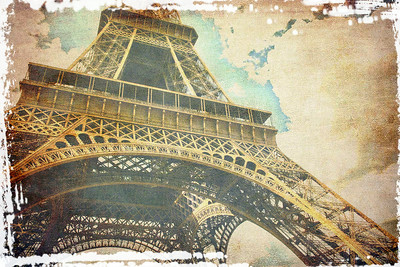 """Vintage"" Europe Postcards"