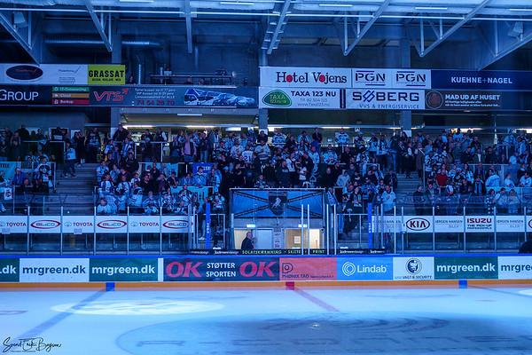 SønderjyskE Ishockey vs Esbjerg Energy. 10.09.2021
